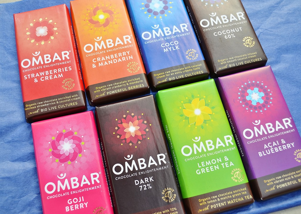 Ombar Raw Chocolate review
