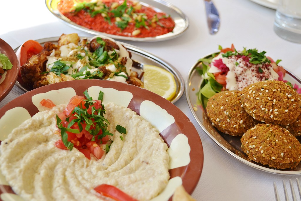 Review: Al Shami Lebanese Restaurant, Oxford
