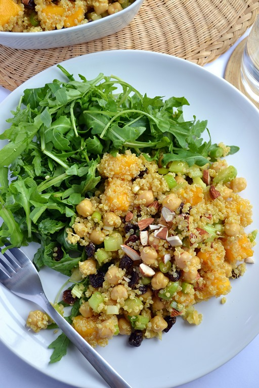 If I haven't yet convinced you to add quinoa to your diet or eat it ...