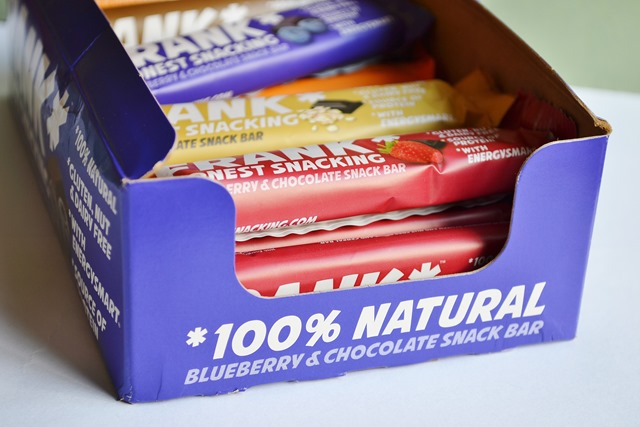 Review: Frank Snack Bars
