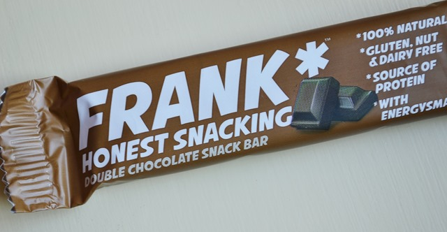 Review: Frank Snack Bars, Double Chocolate
