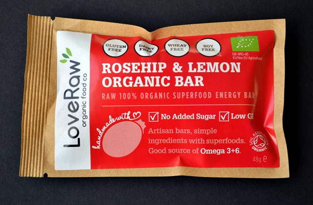 LoveRaw Superfood Energy Bars