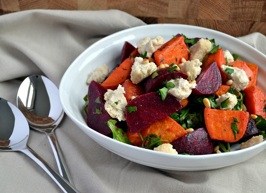 Beetroot Salad Beetroot Sweet Potato Salad
