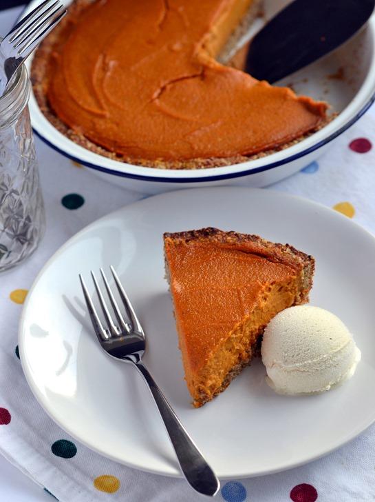 """The Great Pumpkin Pie"" (Dreena Burton)"